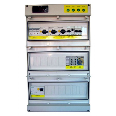 Cuadros eléctricos para Spas SPAII-1