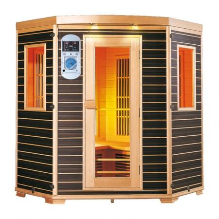 Sauna Infrarrojo Star 3C 3/4 Plazas