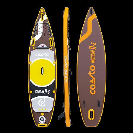 Tabla Nautilus 11.6 Paddle surf hinchable