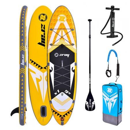 "Tabla Paddle Surf Zray X1 X-Rider 9'9"""