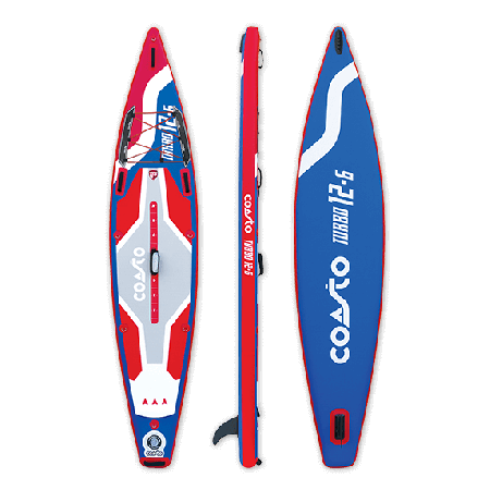 Tabla Turbo 12.6 Paddle surf hinchable