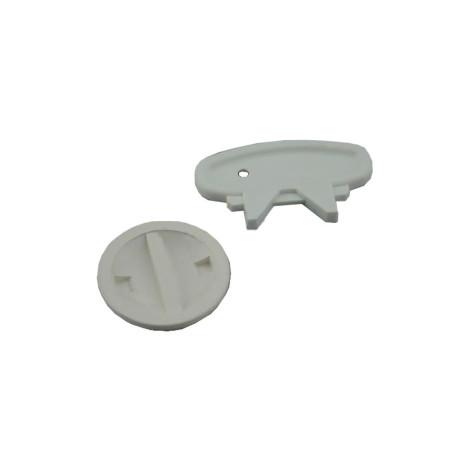 Tapón boquilla aspiración Astralpool 4402043101