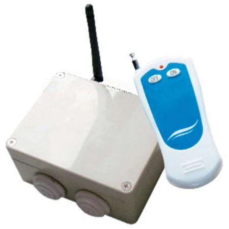 Unidad de Control de Focos RGB