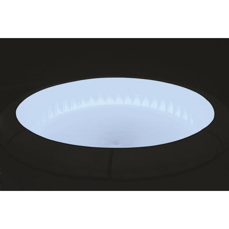 Spa Hinchable Paris iluminación LED Blanco