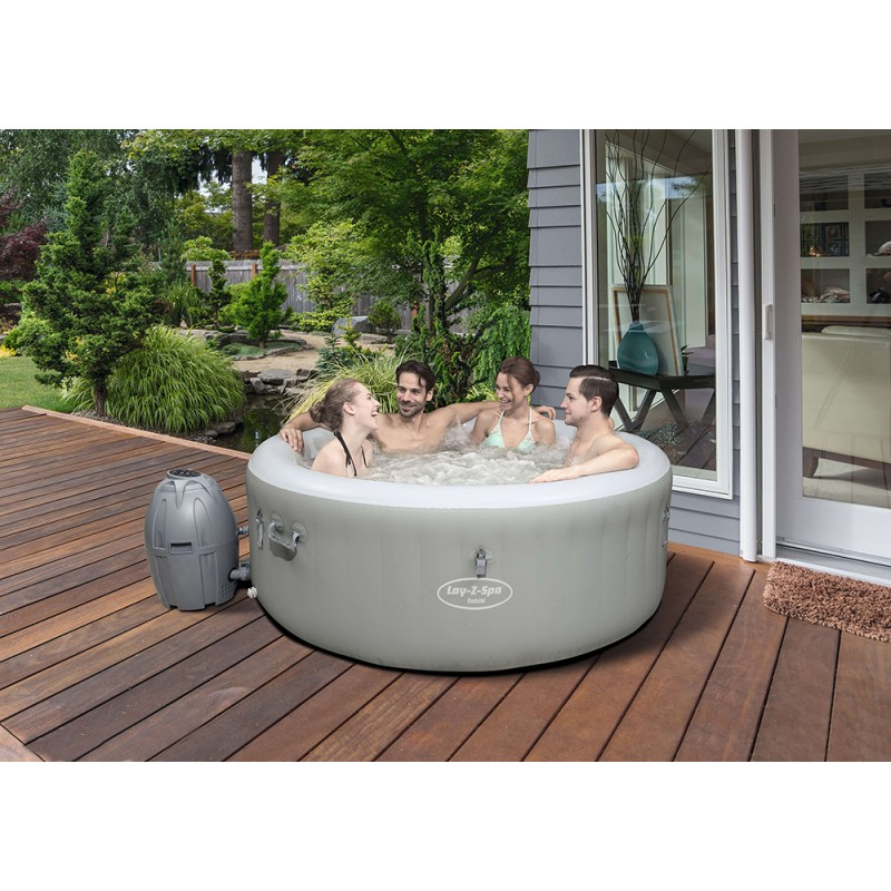 Spa Hinchable exterior LAY-Z-SPA Tahiti Airjet Bestway