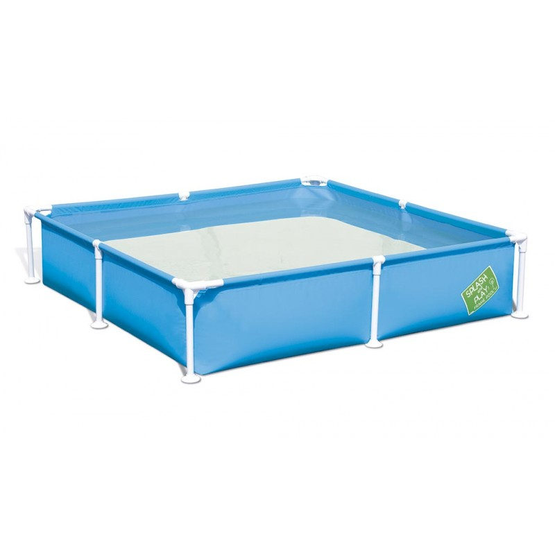 Piscina my first frame pool 163 x 163 x 35'5 - 771 litros Azul