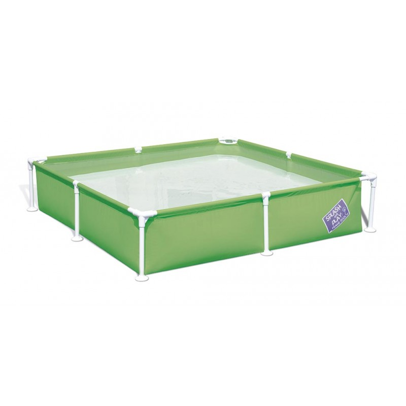 Piscina my first frame pool 163 x 163 x 35'5 - 771 litros Verde