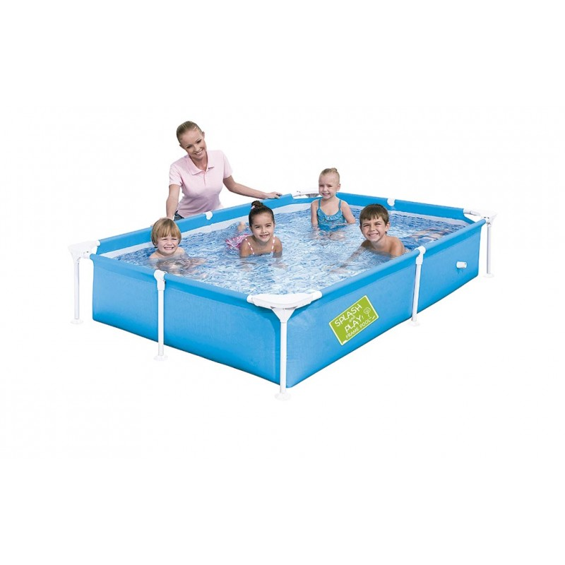 Piscina my first frame pool 221 x 150 x 43 - 1200 litros