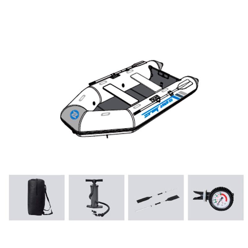 Accesorios Barca Hinchable Z-Ray Avenger 500