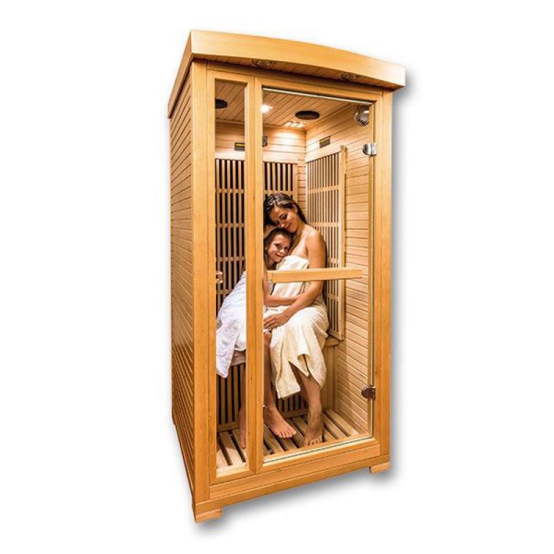 Ambiente Sauna infrarrojos Ruby