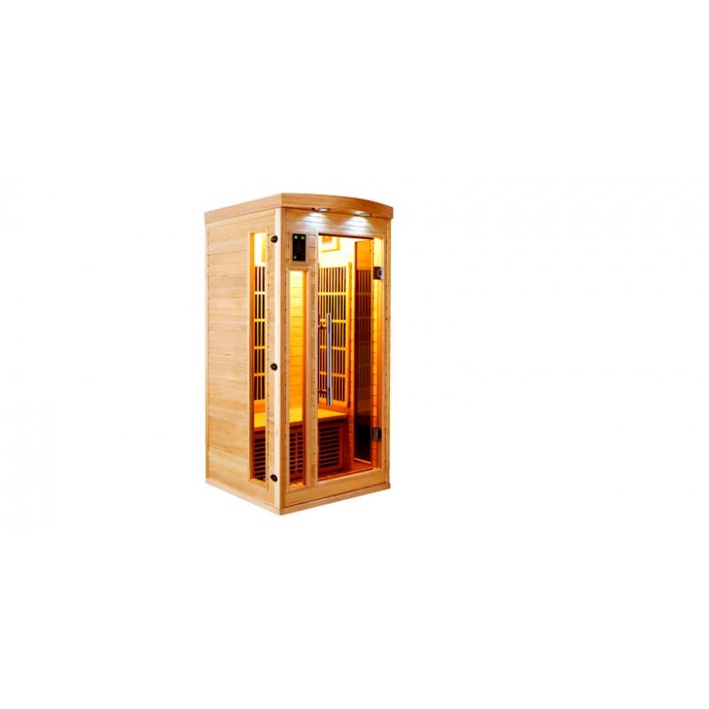 Sauna Infrarrojos Apollon 1 Plazas