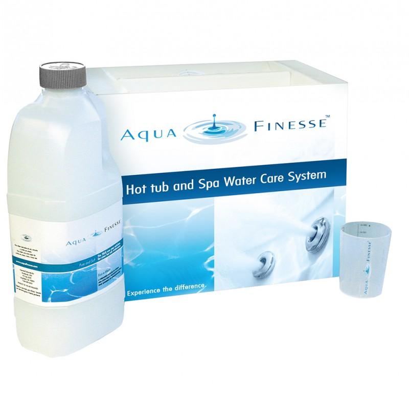 Tratamiento para Spa Aquafinesse