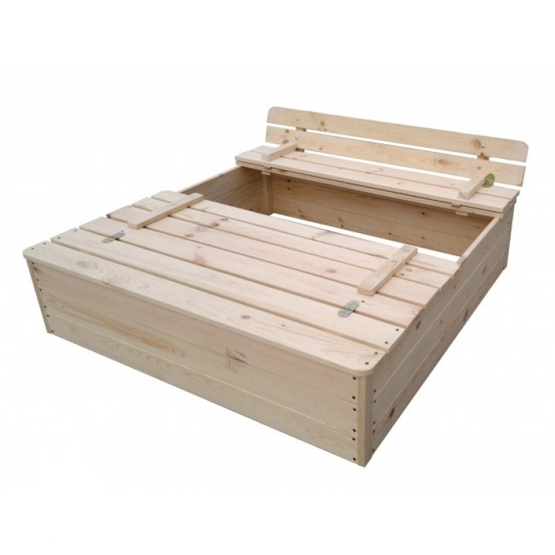 Arenero de madera para ni os outlet piscinas - Areneros para ninos ...