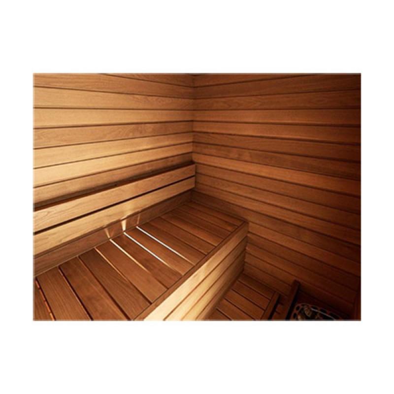 Banca de madera sauna Cala