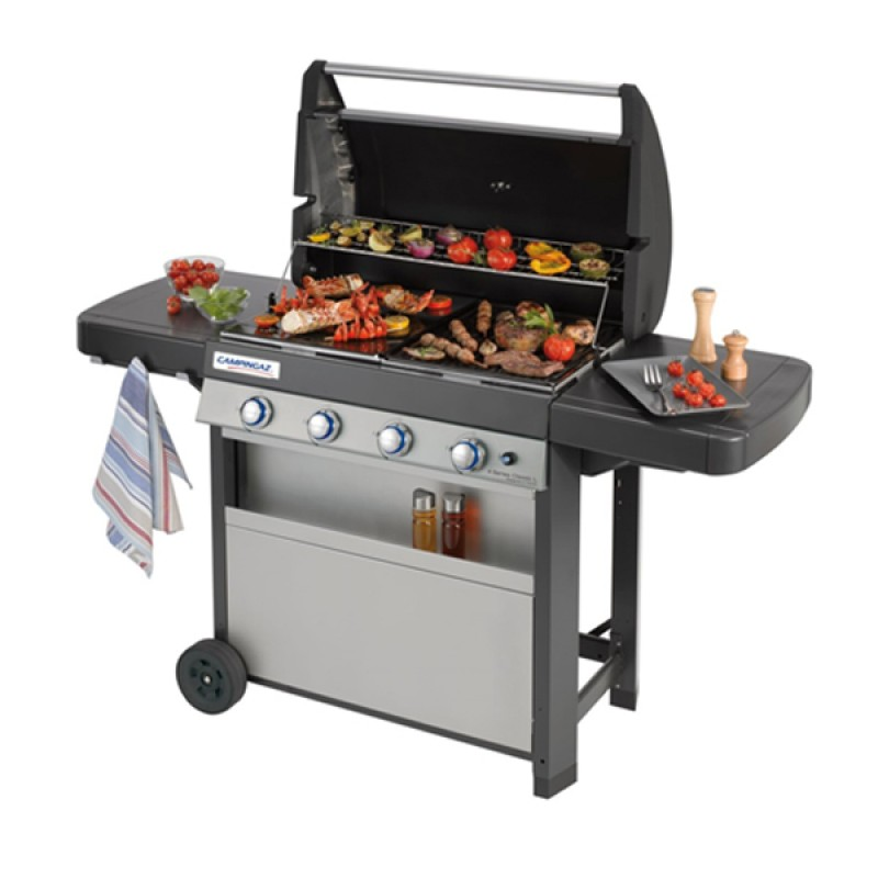 Barbacoa de gas campingaz 4 series classic 2000015641 - Barbacoa de gas ...