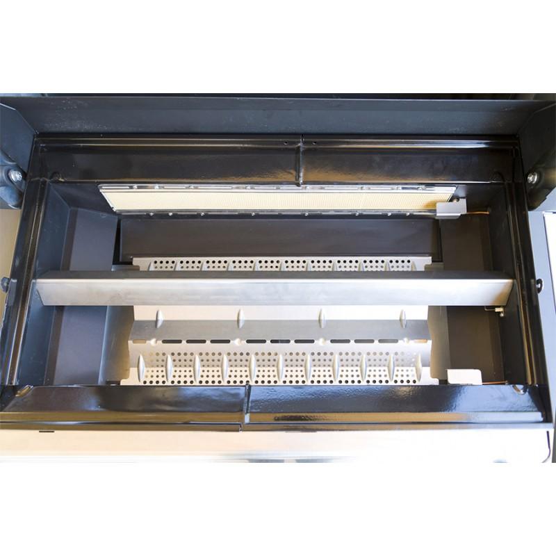 Barbacoa 4 Series RBS EXS cocción sin llama