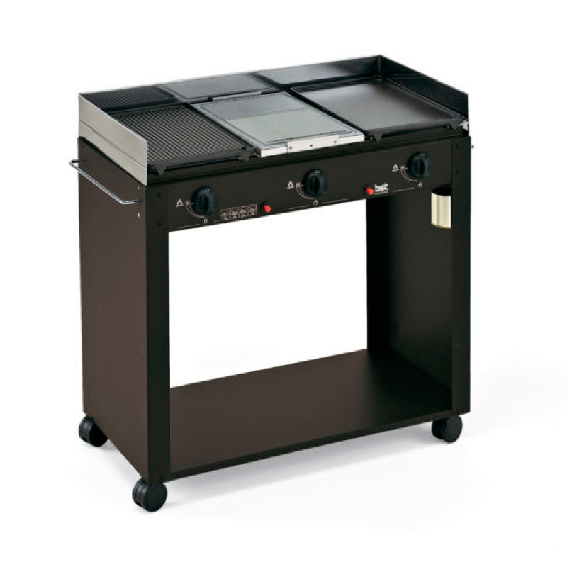 Barbacoa personal grill F3 823 BST