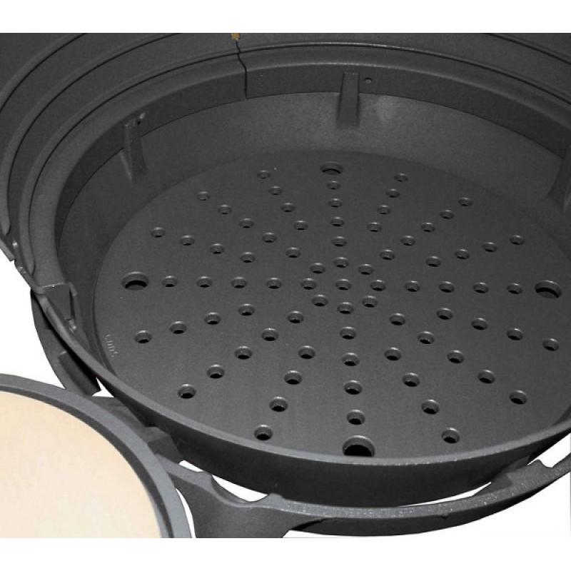 Barbacoa Shogun Grill Invicta 500 base