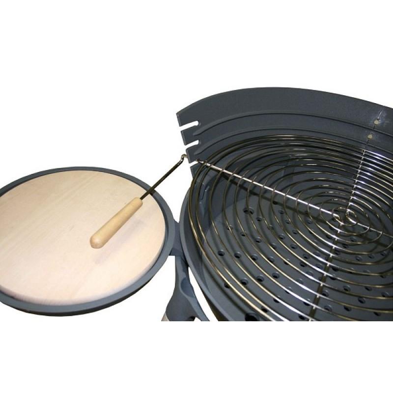 Barbacoa Shogun Grill Invicta 500 mesa