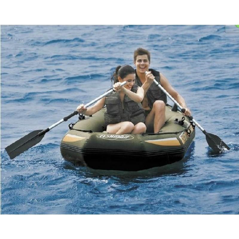 Barca Hinchable Fishman 2 400-2