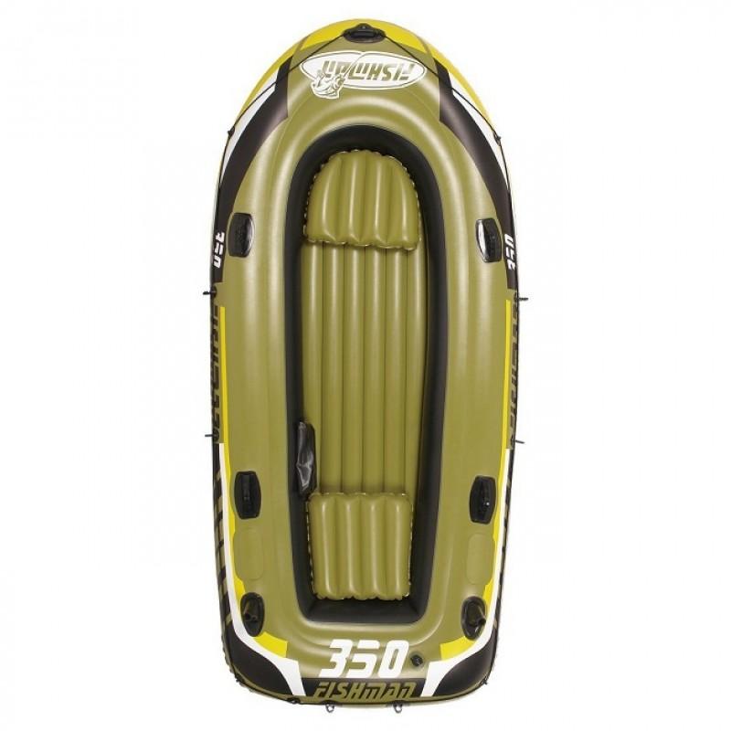 Barca Hinchable Fishman 350 Set-2