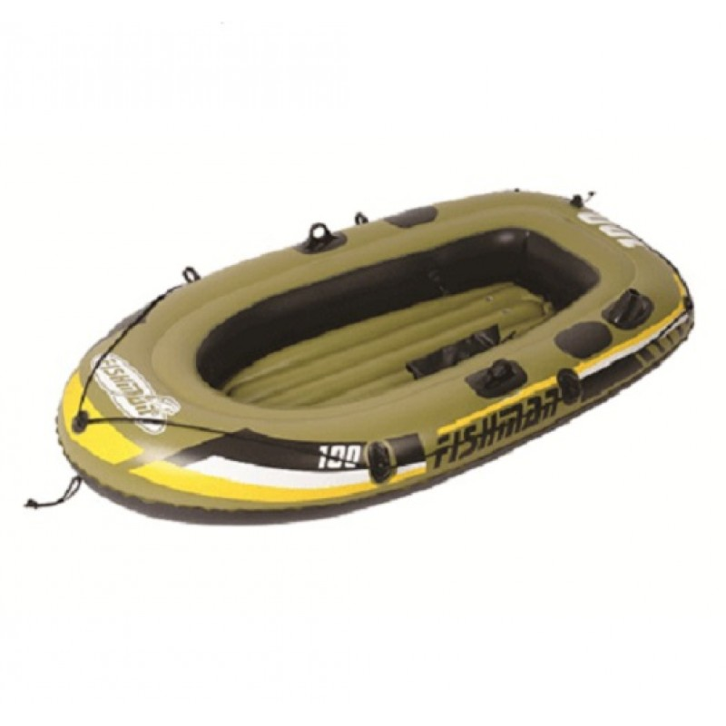 Barca Hinchable Fishman 100-1