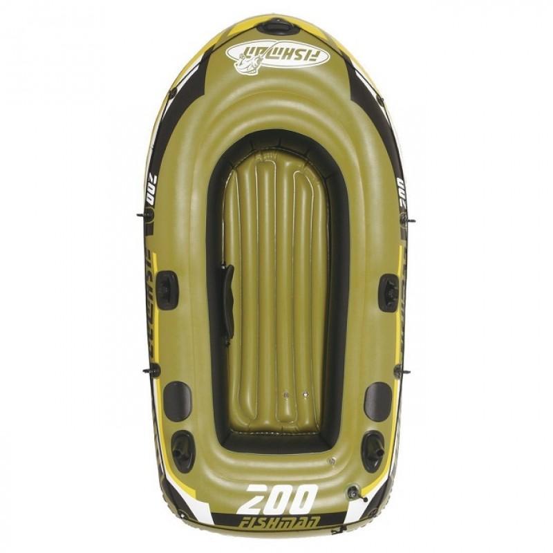 Barca Hinchable Fishman 200-2