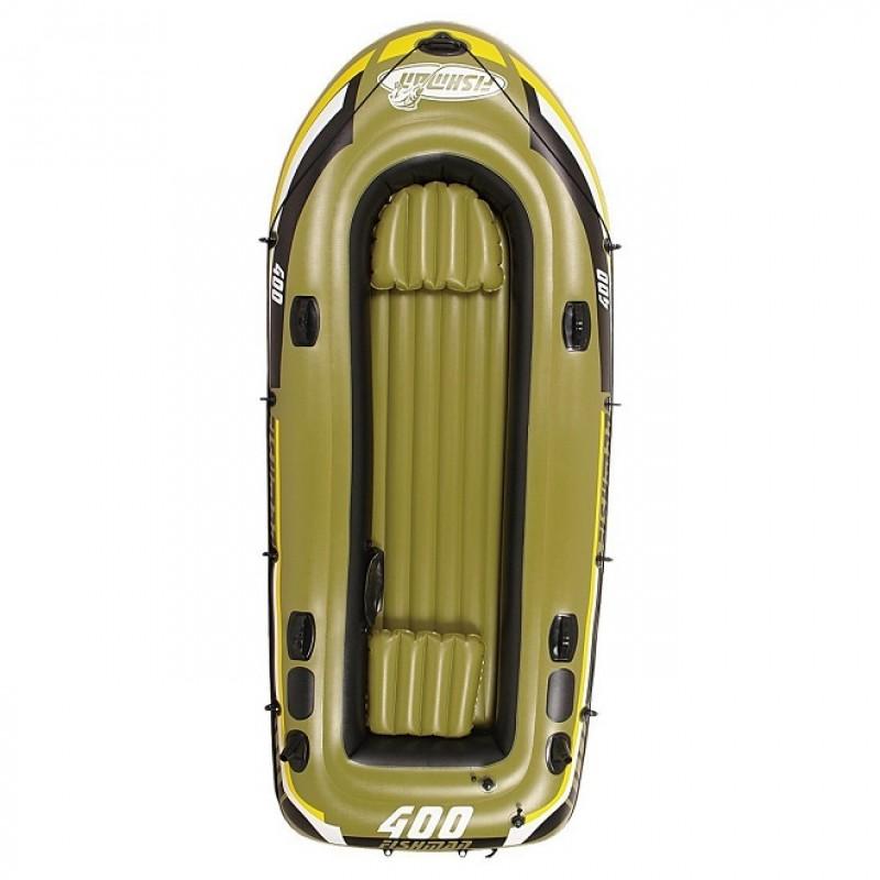 Barca Hinchable Fishman 300-2