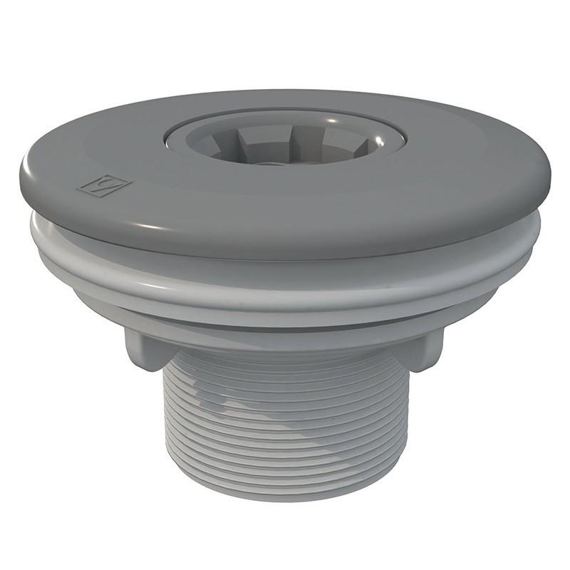 Boquilla NORM piscina con liner o prefabricada gris