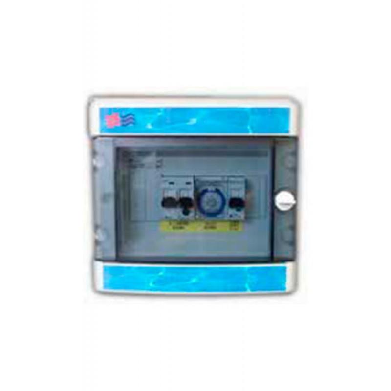 Cuadro eléctrico bomba filtro de Coytesa FA