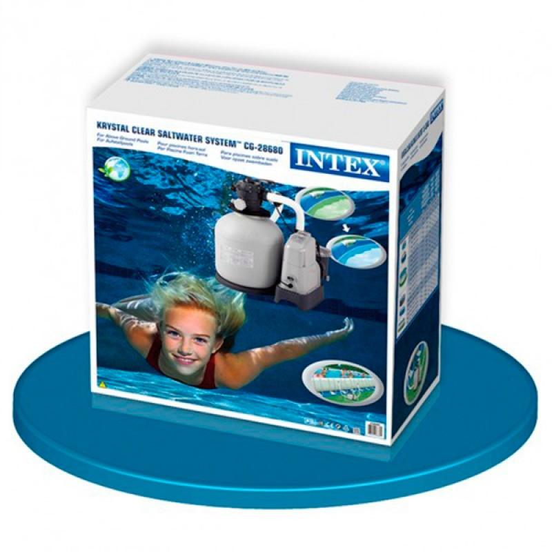 Caja Combo depuradora arena/cloracion salina
