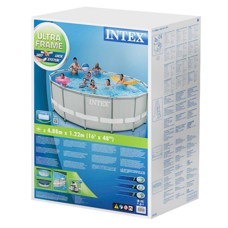 Caja Ultra Frame de Intex