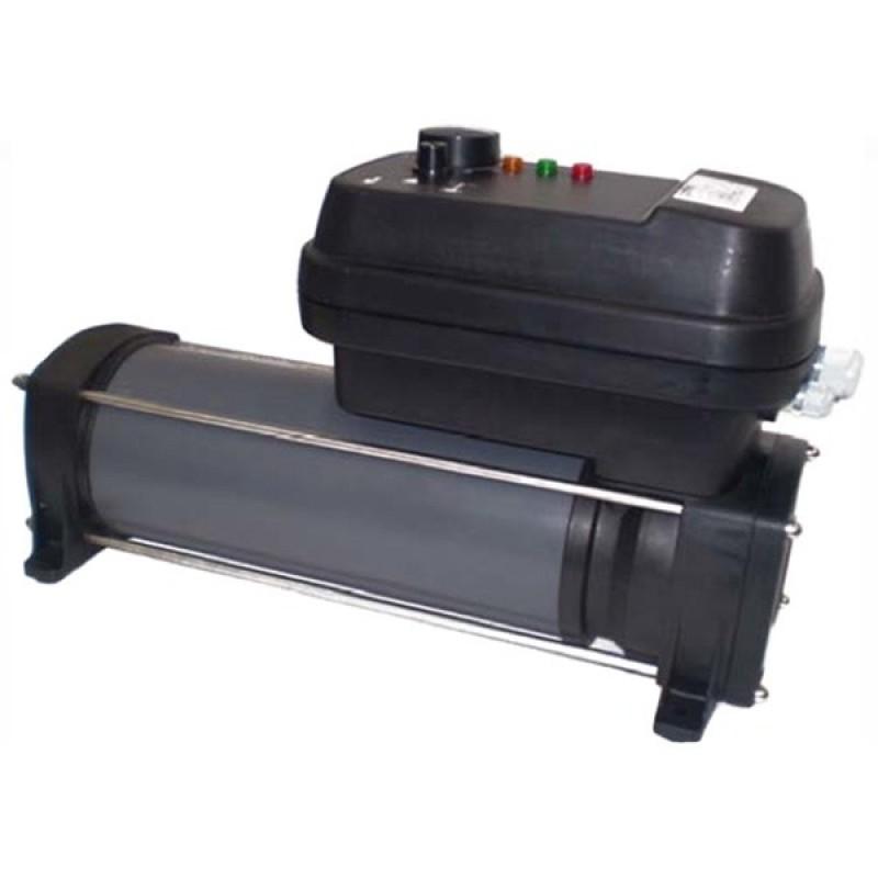 Calentador titanium electricheat astralpool outlet piscinas - Calentador de agua para piscinas ...