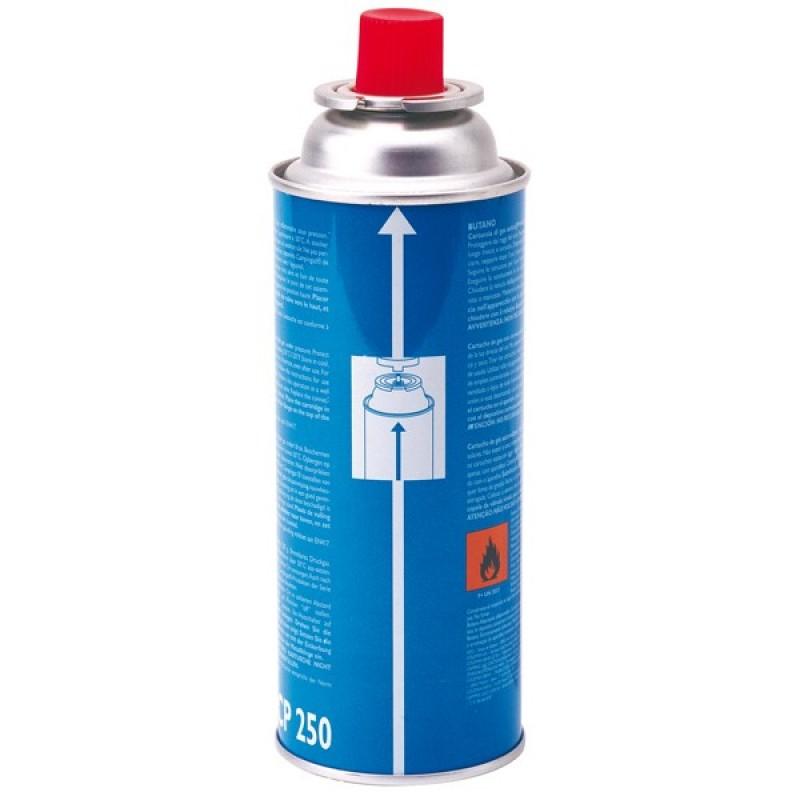 Cartucho de gas válvula CP250 Campingaz