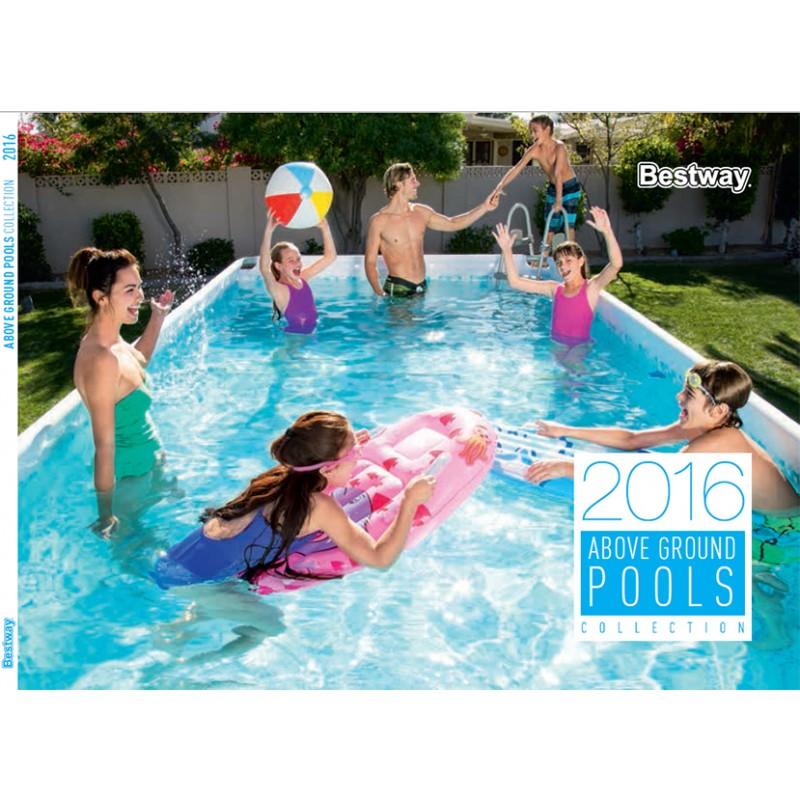 Cat logo bestway 2016 outlet piscinas for Piscinas bestway catalogo precios