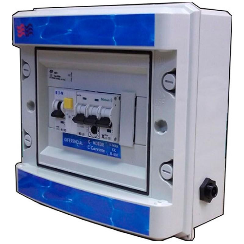 Cuadros eléctricos juego bombas CCD Coytesa