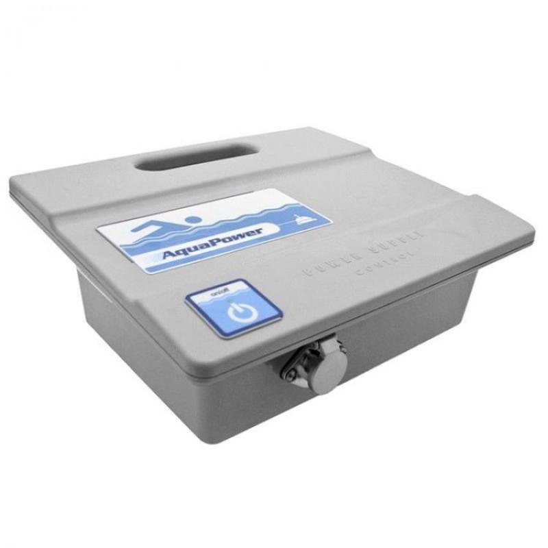 Unidad de control del Aquabot K200
