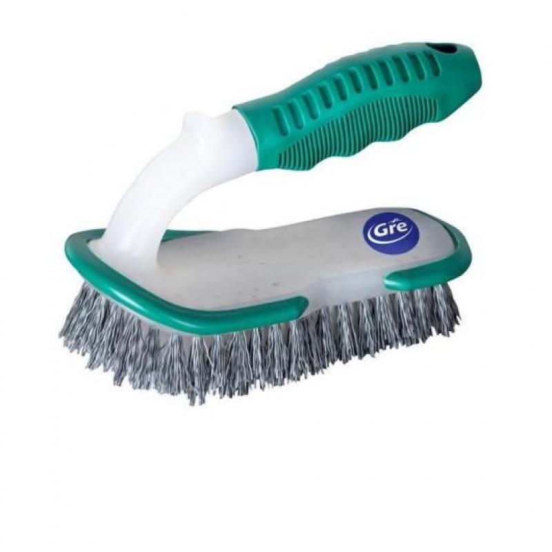 cepillo limpieza linea de flotación