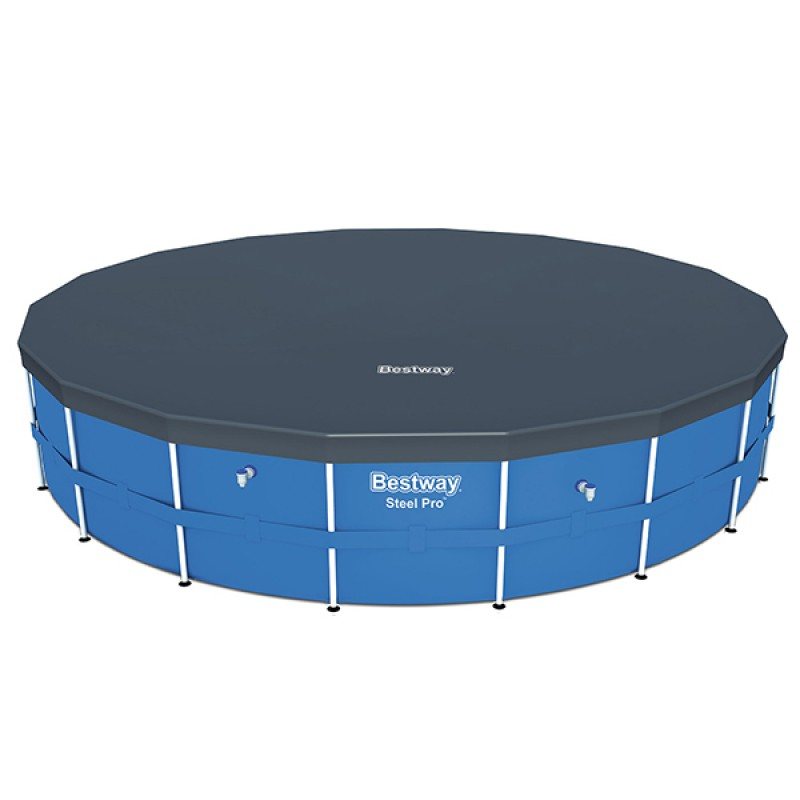 Cobertor bestway piscinas tubulares outlet piscinas for Cobertor piscina