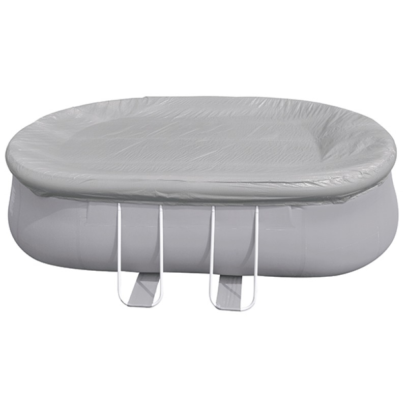 Cobertor Piscina Hinchable Chínook Grey Jilong