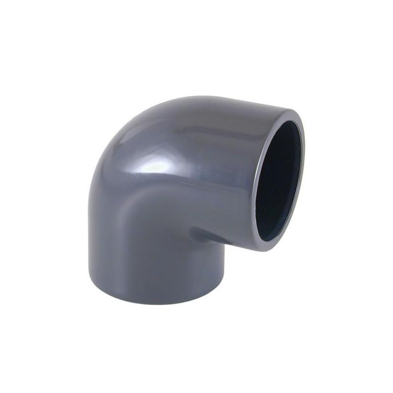 Codo de 90° PVC Cepex