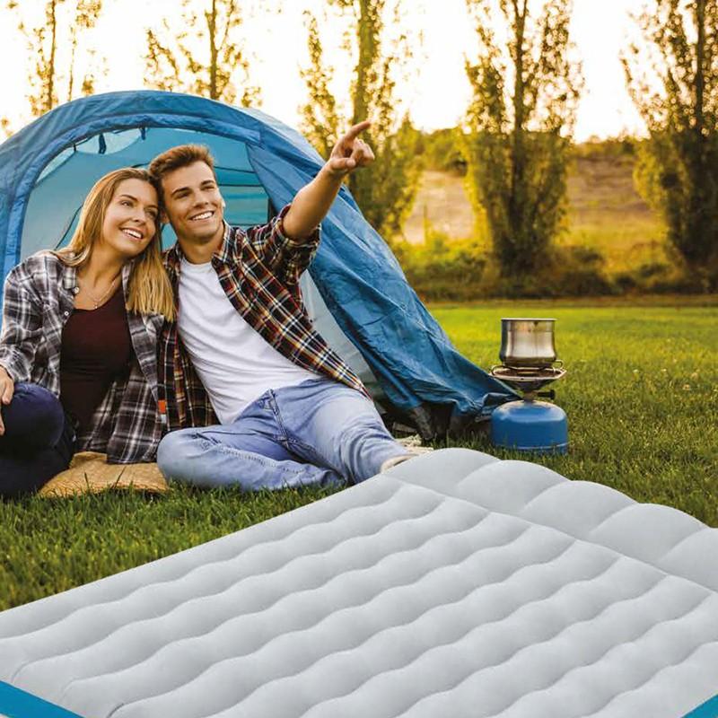 Colchón Hinchable Camping Intex