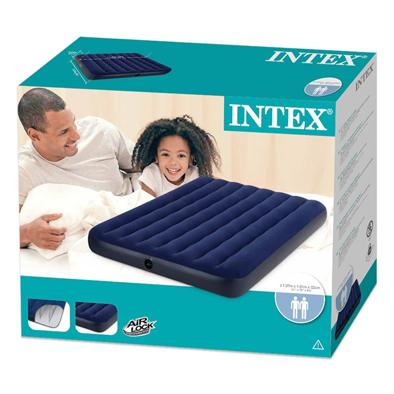Colchón hinchable Classic Downy Bed