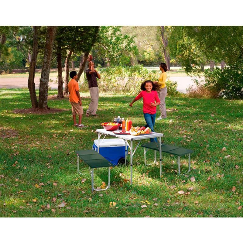 Mesa de Camping para 4