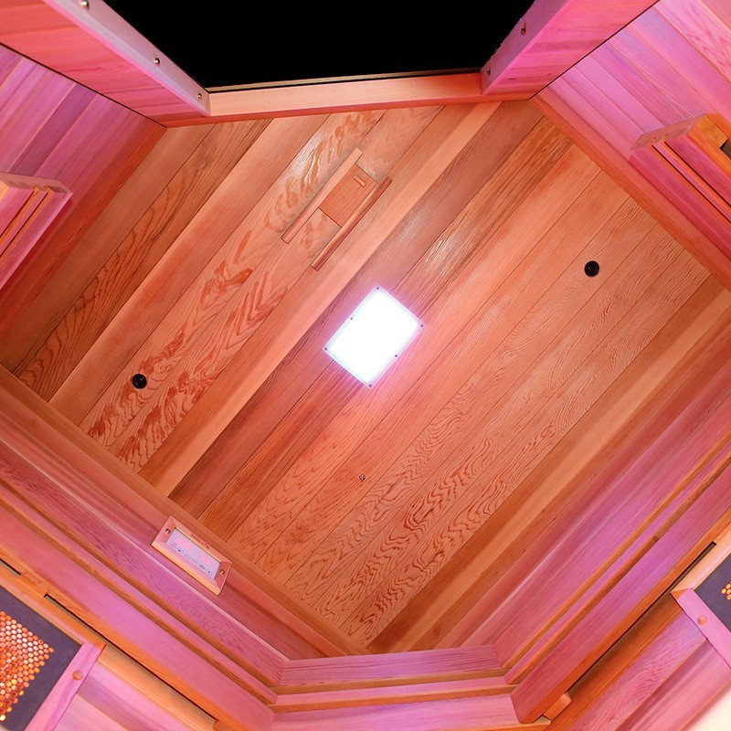Techo Sauna infrarrojos Multiwave 3C
