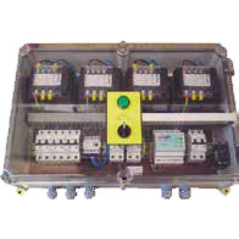 Cuadros eléctricos con mando a distancia C4TD