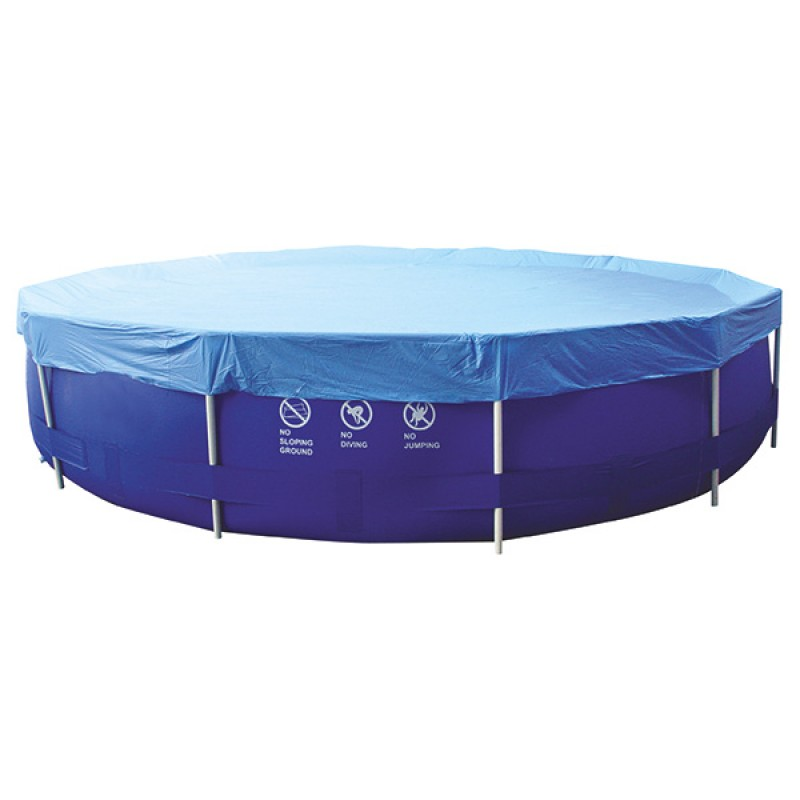 Cobertor jilong para el invernaje de piscinas desmontables