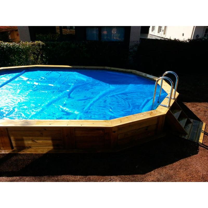 Cubiertas piscinas de madera 784799 outlet piscinas for Accesorios piscinas desmontables