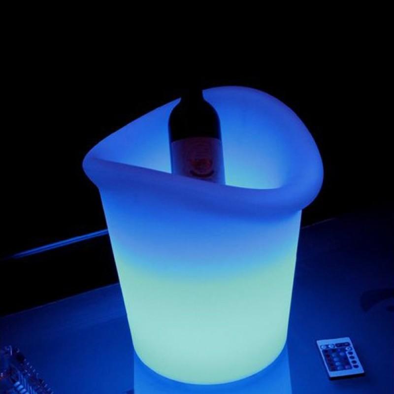 Cubitera Luminosa Lámpara Led