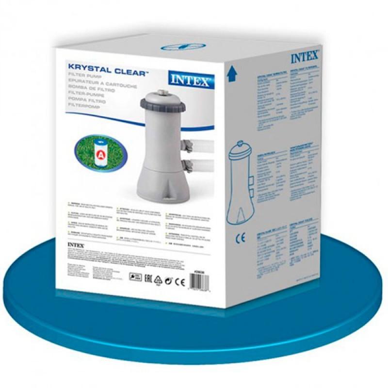 Depuradora Cartucho Krystal 3.785 l/h caja